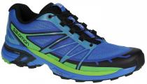 Salomon Wings Pro 2 Bright Blue Black