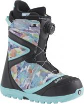 Burton Starstruck Boa Black Watercolor