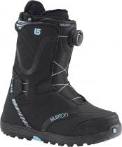 Burton Limelight Boa Black Snow Leopard