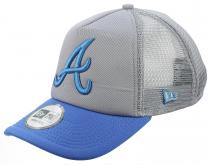 New Era FL Poptonal Trucker MLB Atlanta Braves