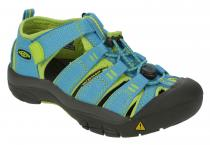 Keen Newport H2 Hawaiian Blue Green Glow