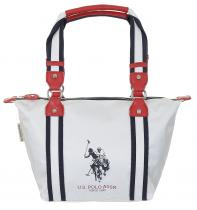 U.S.Polo Assn. BAG002S6 02 White