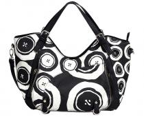Desigual 56X5LA3 Rotterdam Black And White
