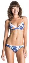 Roxy Fixed Tri Surfer PMK6 Noosa Floral Combo Chambray
