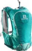 Salomon Skin Pro 10 Set Teal Blue
