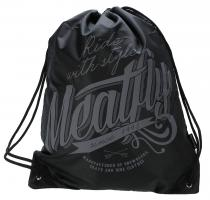 Meatfly Chalk C Solid Black