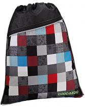 Hama Coocazoo 129935 RocketPocket Checkmate Blue Red