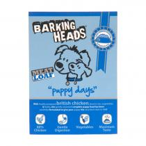 BARKING HEADS Puppy Days 150g