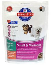 Hill's Canine Dry Puppy Small Miniature 1,5 kg
