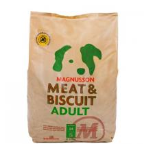 MAGNUSSON MEAT BISCUIT Adult 4,5 kg