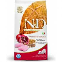 N&D Low Grain Dog Puppy Mini Chicken Pomegranate 800g