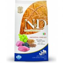 N&D Low Grain Dog Adult Lamb Blueberry 800g