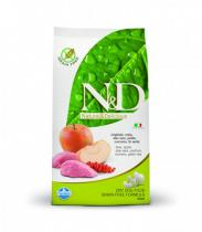 N&D Grain Free Dog Adult Mini Boar Apple 800g