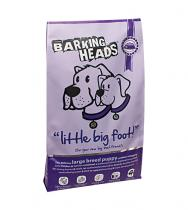 Barking Heads Little Big Foot 18kg