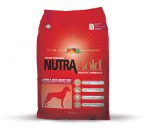 Nutra Gold Adult Lamb Rice 3kg