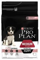 Pro Plan Dog Puppy Medium Sensitive Skin 12kg