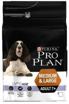 Pro Plan Dog Adult 7 Medium Large 3kg