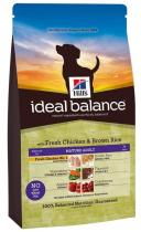 Hill's Canine Ideal Balance Mature Chicken Brown Rice 12kg
