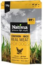 Nativia Real Meat Chicken Rice 1kg