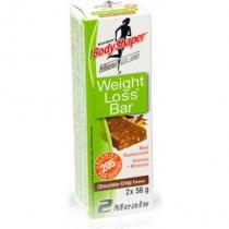 Weider BS-Weight Loss Bar, (2x56g) 112g