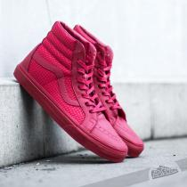 Vans Sk8-Hi Reissue Snake Leather Chili Pepper
