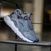Nike Air Huarache Run Ultra Cool grey/ Black-white