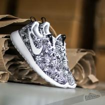 Nike Roshe One Print Premium Black/ White