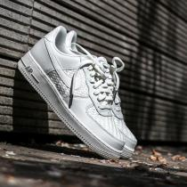 Nike Air Force 1 '07 LV8 Summit White/ Summit White- Summit White- Chrome