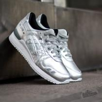 """Asics Gel Lyte III Silver/ Silver """"Champagne Pack"""""""