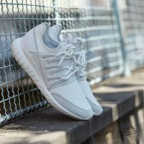 adidas Tubular Radial Crystal White/ Crystal White/ Crystal White