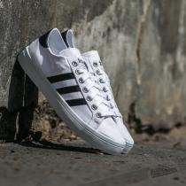 adidas CourtVantage Ftw White/ Core Black/ Metalic Silver