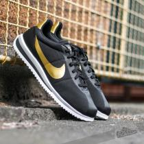 Nike Cortez Ultra QS Black/ Metalic Gold-Black