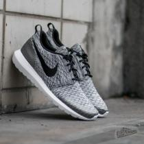 Nike Roshe NM Flyknit SE Wolf Grey/ Black- White