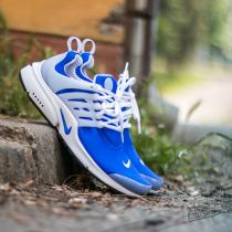 Nike Air Presto Racer Blue/ White- Black