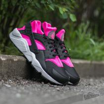 Nike Wmns Air Huarache Run Black/ Pink Blast-White
