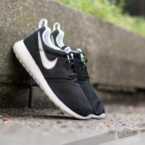Nike Roshe One (GS) Black/ Metallic Silver/ White - White