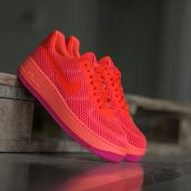 Nike W AF1 Low Upstep BR Total Crimson/ Total Crimson
