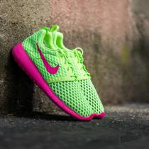 Nike Roshe One Flight Weight (GS) Ghost Green/ Pink Blast