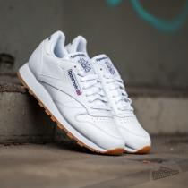 Reebok W Classic Leather White/ Gum