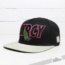 Cayler & Sons Mercy Cap Black/ Pink/ Green