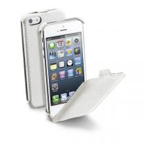 Pouzdro flip na Apple iPhone 5/5S CellularLine
