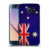 Pouzdro Head Case Vintage Flags pro Samsung G920 Galaxy S6