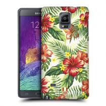 Pouzdro Head Case Hawaiian Tropical Prints pro Samsung Galaxy Note 4