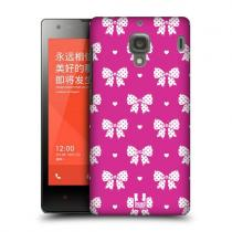Pouzdro Head Case And Ribbon Patterns pro Xiaomi Redmi 1S