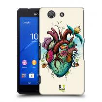 Pouzdro HeadCase Nature Heart Personalities pro Sony Xperia Z3 Compact