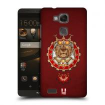 Pouzdro Head Case Steampunk Animals pro Huawei Ascend Mate 7