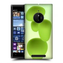 Pouzdro HeadCase Shade Of Green Blob Lamp pro Nokia Lumia 830