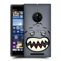 Pouzdro HeadCase Fang Alien Face Monsters pro Nokia Lumia 830