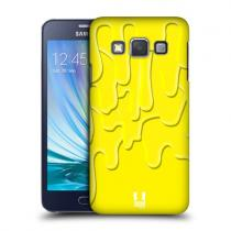 Pouzdro HeadCase Yellow Melt Cmyk Meltdown pro Samsung Galaxy A3, A300