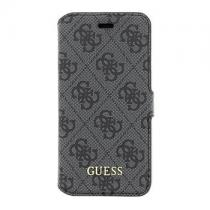 Pouzdro Guess 4G Uptow Book GUFLBKP64GG pro Apple iPhone 6/6S